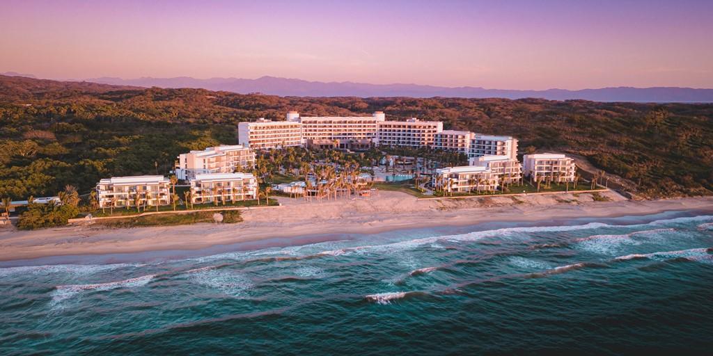México le da la bienvenida al nuevo resort de lujo: El Conrad Punta de Mita