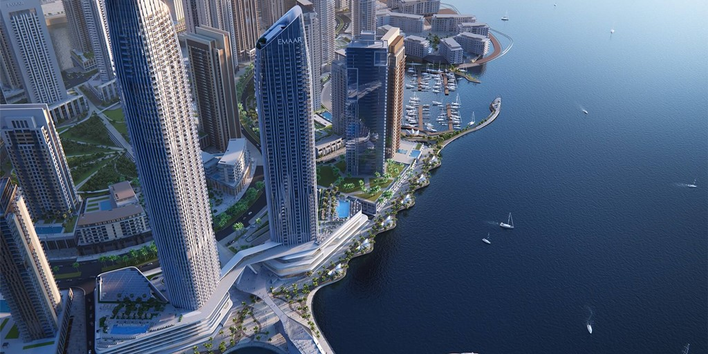 Project of the Week: The Address Harbour Point