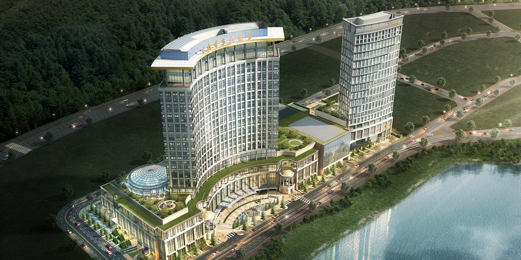 Project in focus: Caesars Resort Incheon