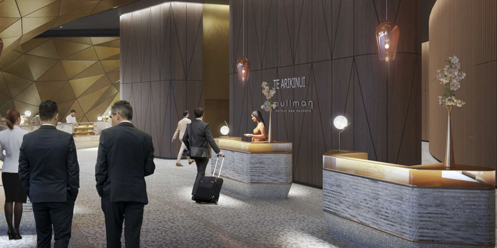 Project in focus: Pullman Auckland Airport