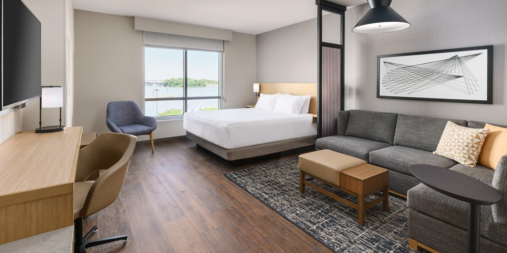 OTO Development debuts Hyatt Place National Harbor [Infographic]
