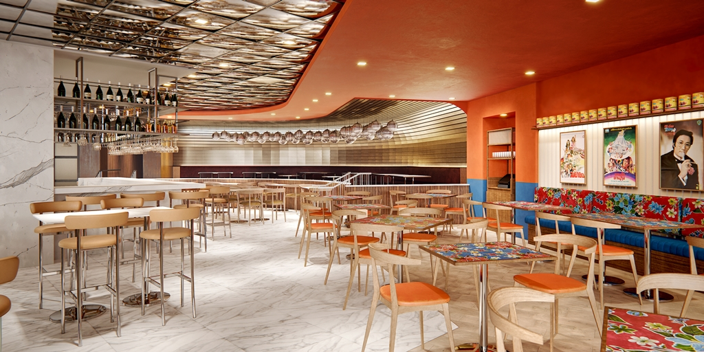 Virgin Hotels Las Vegas reveals restaurant partners