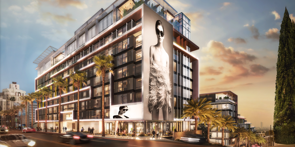 Eagerly anticipated Pendry West Hollywood prepares to welcome first guests