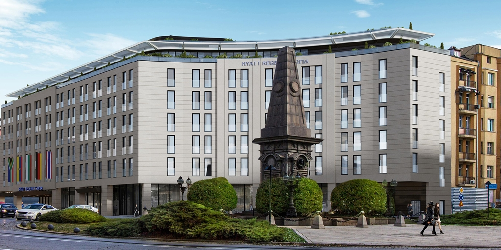 Long-awaited Hyatt Regency Sofia makes its debut