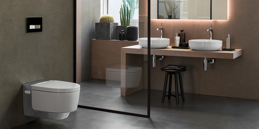 The key to warm, inviting bathrooms