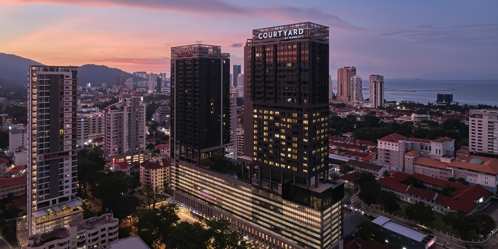 Courtyard By Marriott brand debuts in Malaysia [Construction Report]