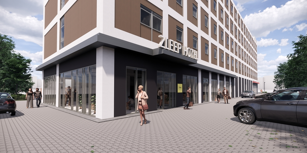 New Zleep Hotel lined up for Copenhagen