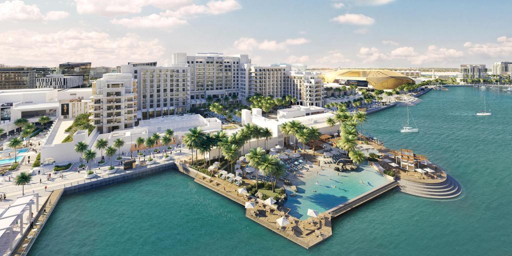 Enfoque especial: La cadena hotelera Hilton añade casi 800 hoteles más [informe de construcción]