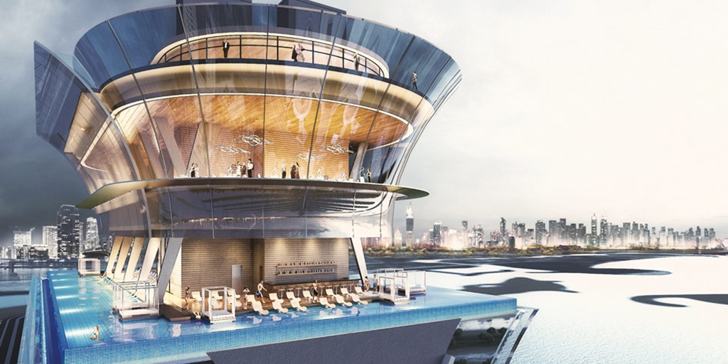 Project of the Week: The St Regis Dubai, The Palm