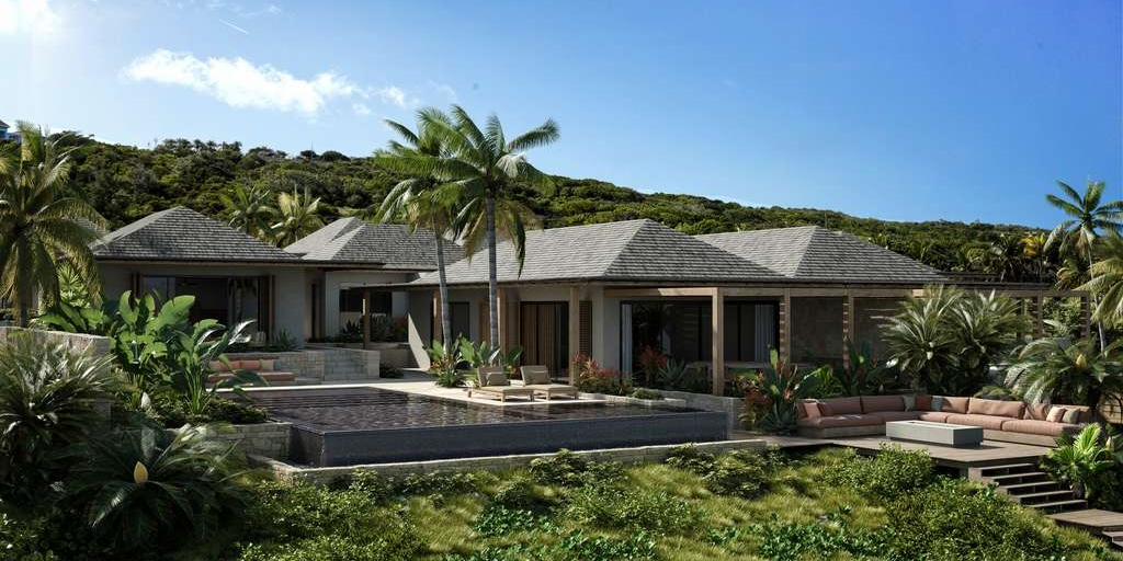 Project in focus: Rosewood Half Moon Bay Antigua