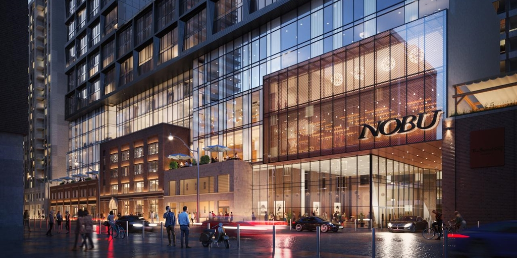 Project in focus: Nobu Residences Toronto