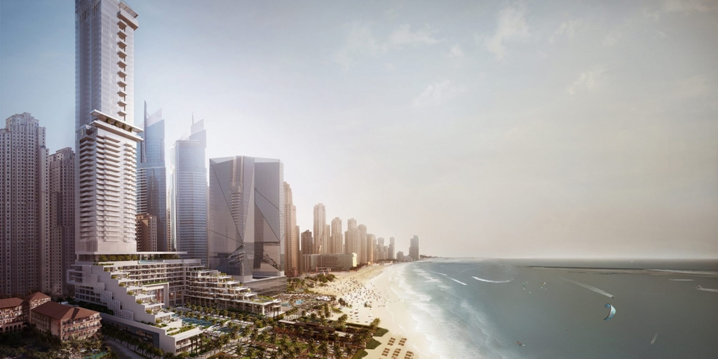 Project of the Week: Corinthia Meydan Beach Dubai
