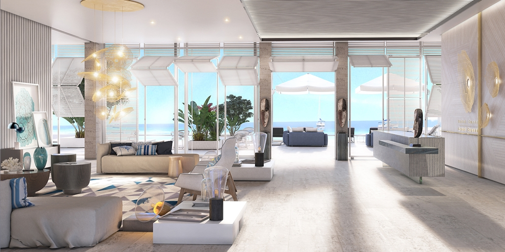 Project of the Week: Curio Collection by Hilton, Cayman Islands