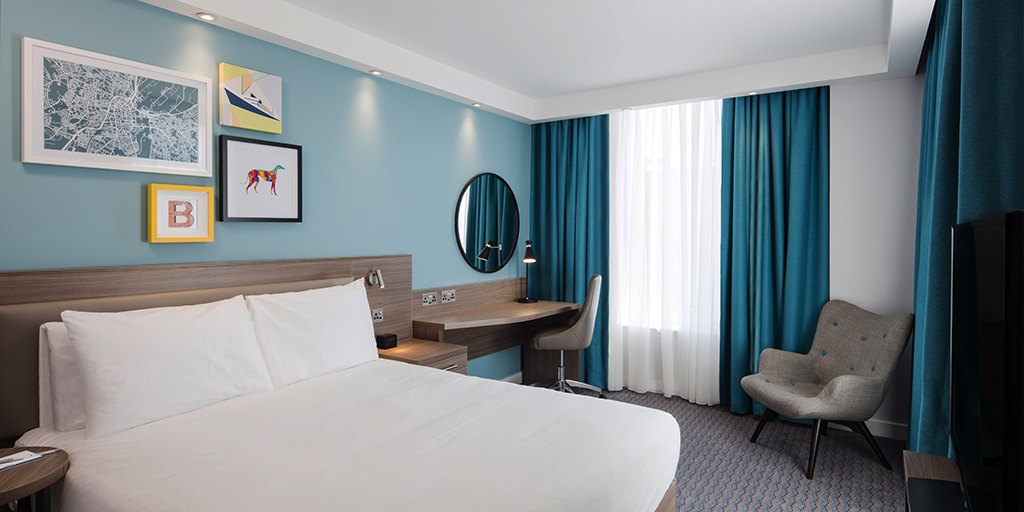 Spires Art – Hampton by Hilton, Belfast