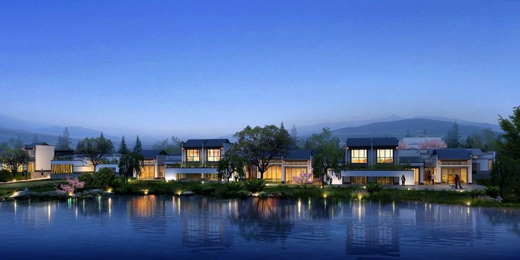 Project of the Week: Dusit Devarana Hot Springs Resort Tengchong