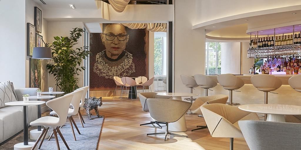 Un hotel especial que hace honor al empoderamiento de la mujer abre en Washington DC