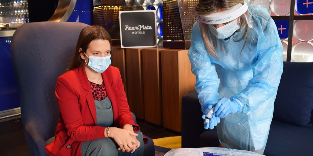 Room Mate Hotels becomes first chain to offer free coronavirus tests
