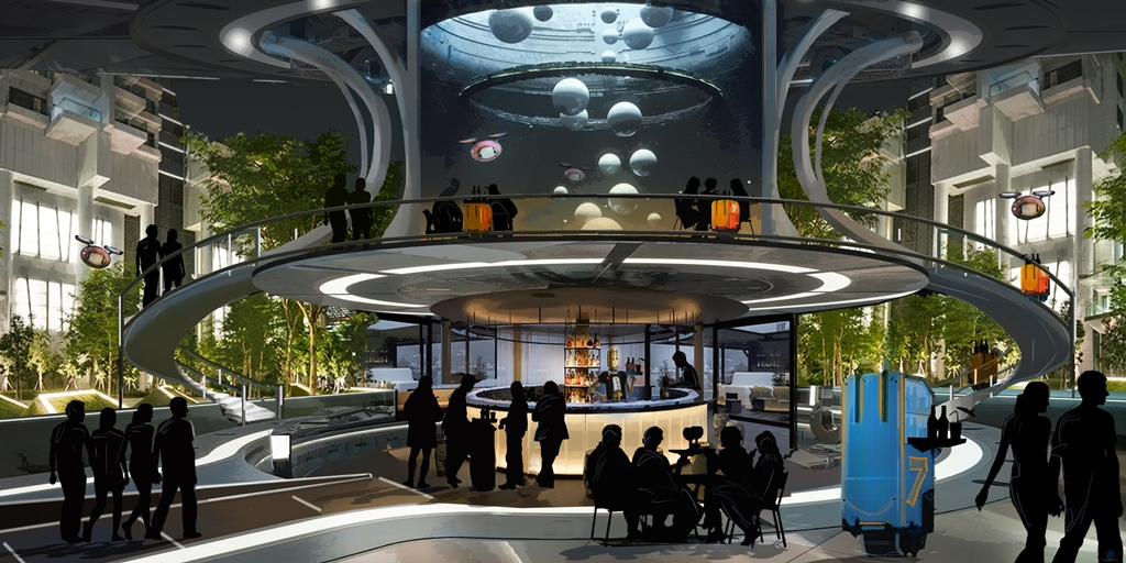 The Hotel of Tomorrow Project reimagines hospitality design in Covid19 era