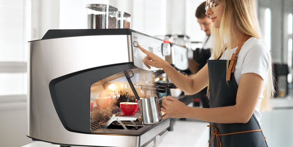 The Schaerer Barista scores with new functions and individualisation option