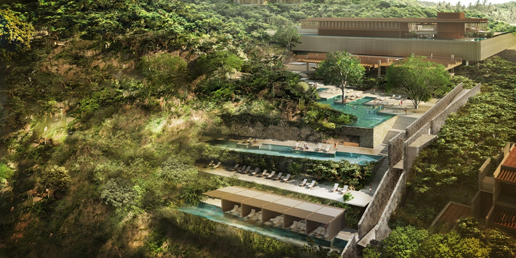 Four Seasons and Paralelo 19 reveal vision for new hillside resort [Infographic]