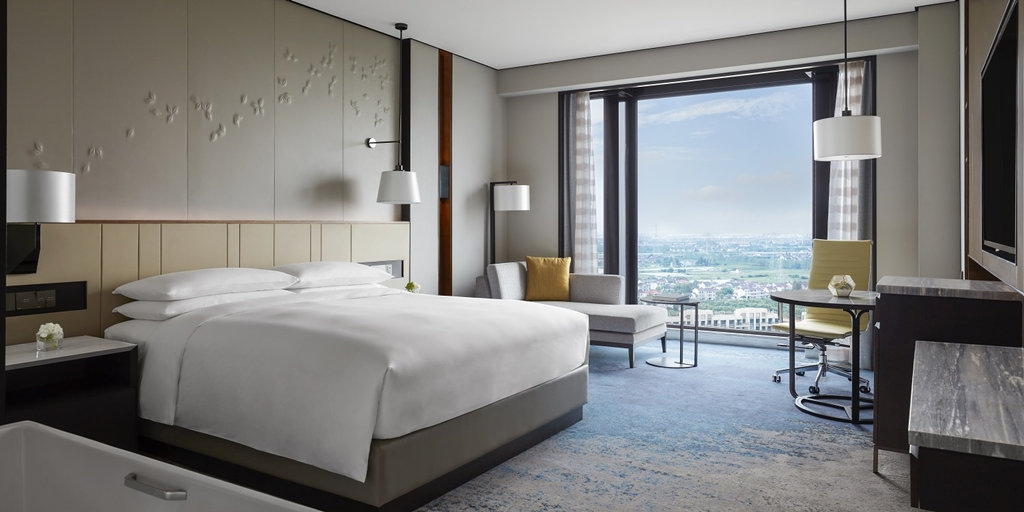 Marriott pursues Chinese growth with new Shanghai property