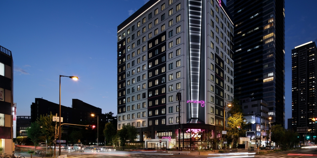 Moxy scores a hattrick in Japan with new Osaka property [Infographic]