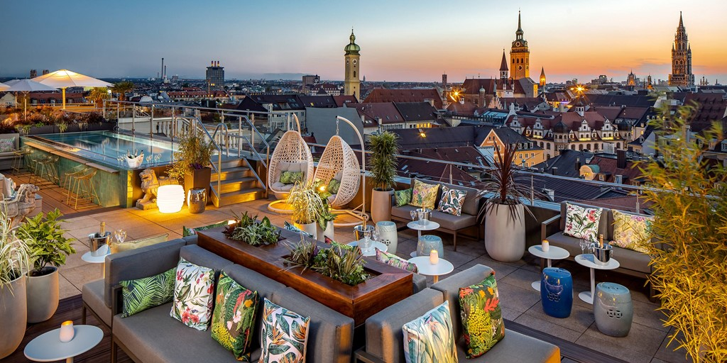 Mandarin Oriental, Munich reopens after ambitious revamp