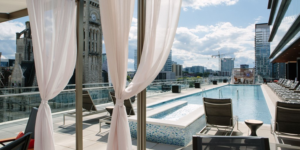 Music City welcomes the hotly anticipated Grand Hyatt Nashville