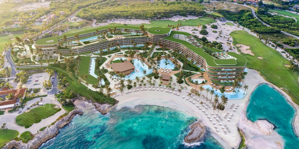 St Regis celebrates groundbreaking of extravagant Cap Cana Resort