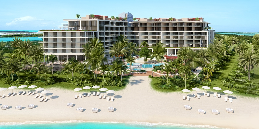 Project in focus: Andaz Turks & Caicos at Grace Bay