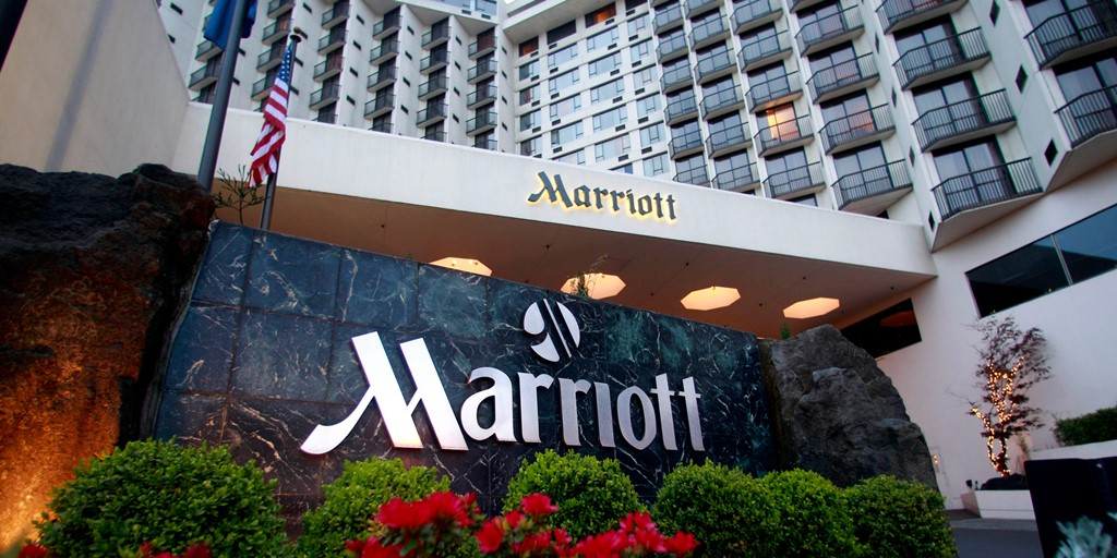Brand overview: Marriott planning 110 hotel projects globally [Infographic]