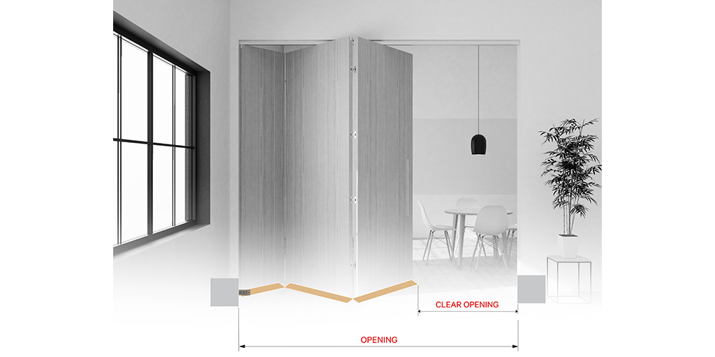 New Klein® configurator for wood and glass doors