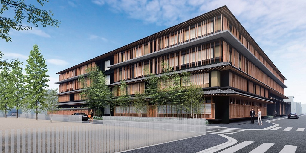 Kyoto to host the first Dusit-branded hotel in Japan