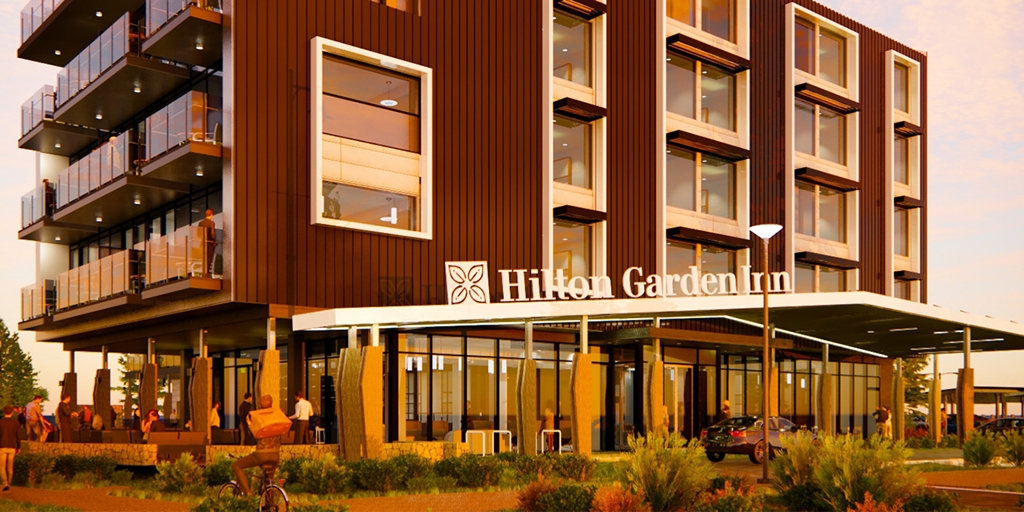 Hilton Garden Inn to manage 112-room hotel in Western Australia