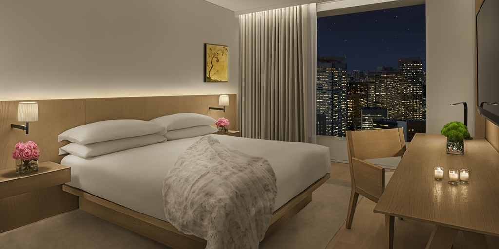 Edition Hotels makes Japanese debut with spectacular Tokyo property