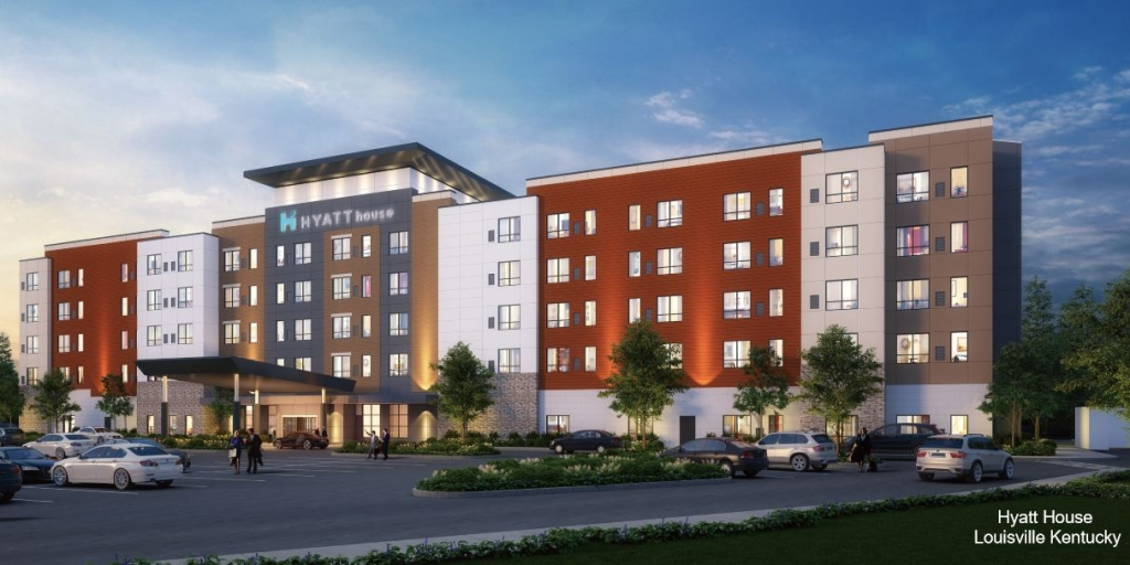 Louisville welcomes new Hyatt House hotel