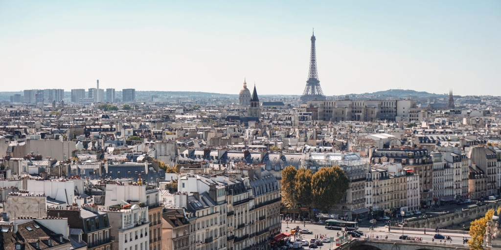 Country overview: 105 hotels in the works across France [Infographic]