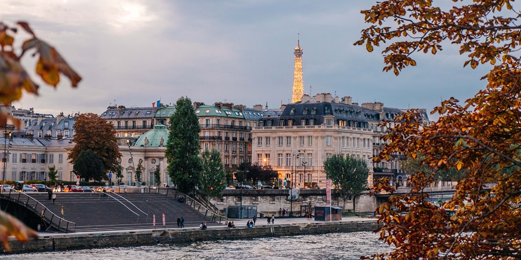City overview: 6,000 new hotel rooms earmarked for Paris [Infographic]