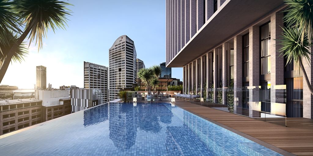 Crowne Plaza makes triumphant return to Sydney's CBD
