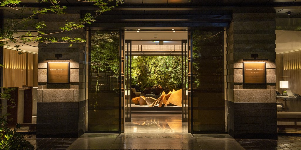 Kyoto celebrates launch of design-led Luxury Collection hotel