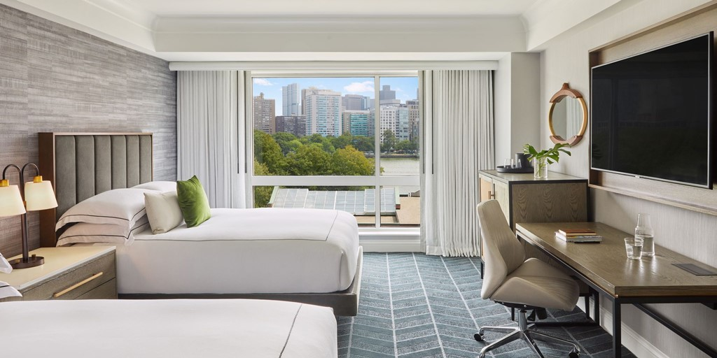Kimpton Marlowe Hotel's rooms and suites get a fresh new look