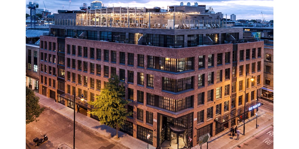 The Curtain hotel to become Mondrian Shoreditch London
