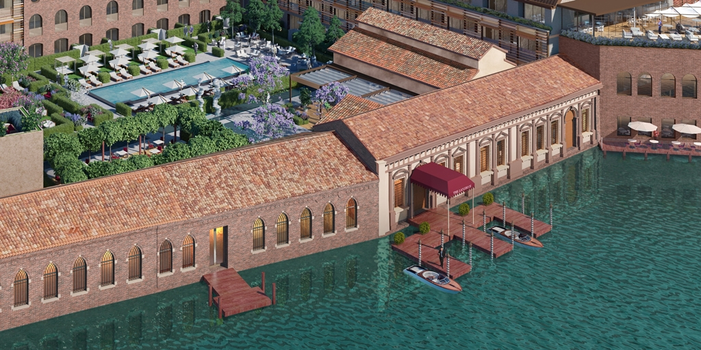 Langham Hospitality Group sets sail for Venice