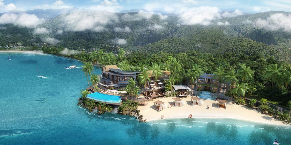 LXR set to make its debut in the Seychelles