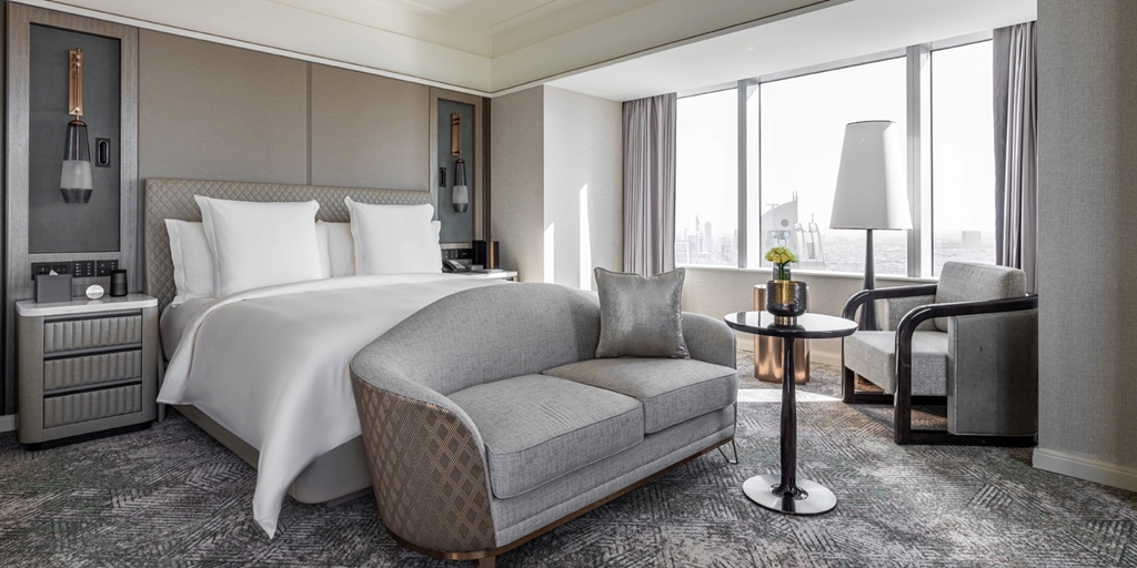 Four Seasons Hotel Riyadh unveils new-look rooms and suites