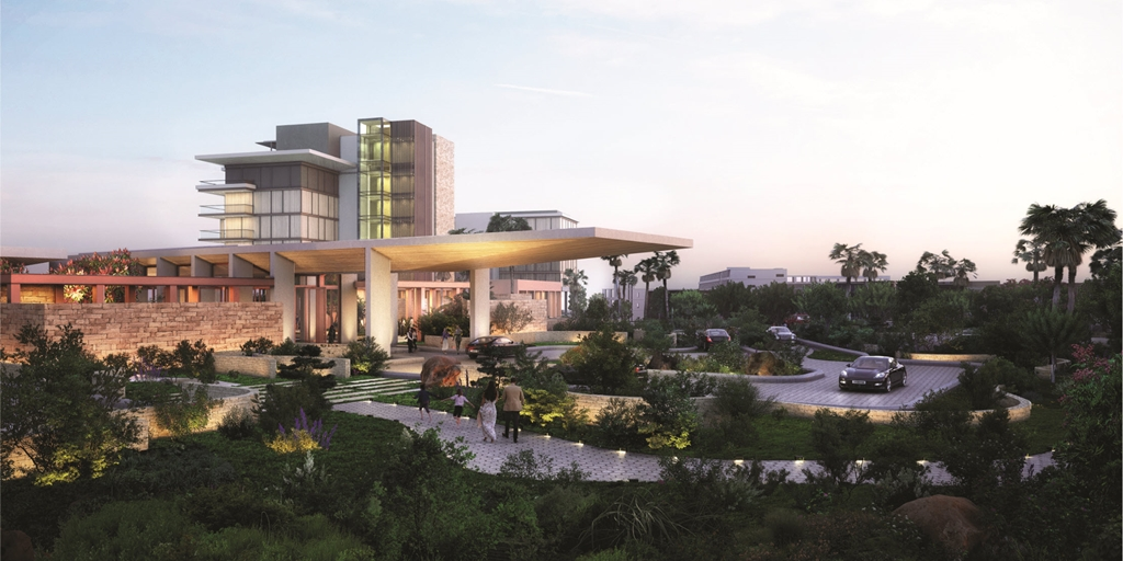 Project of the Week: Grand Hyatt Limassol, Cyprus