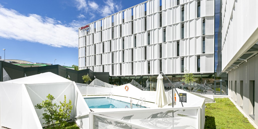 Hampton by Hilton will make its debut in Spain [Infographic]
