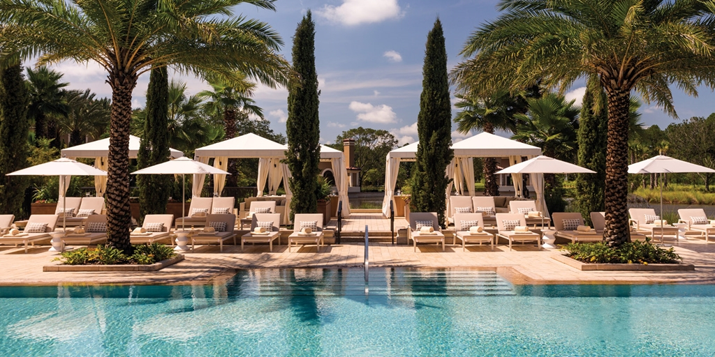 Four Seasons Resort Orlando unveils upgraded rooms and suites