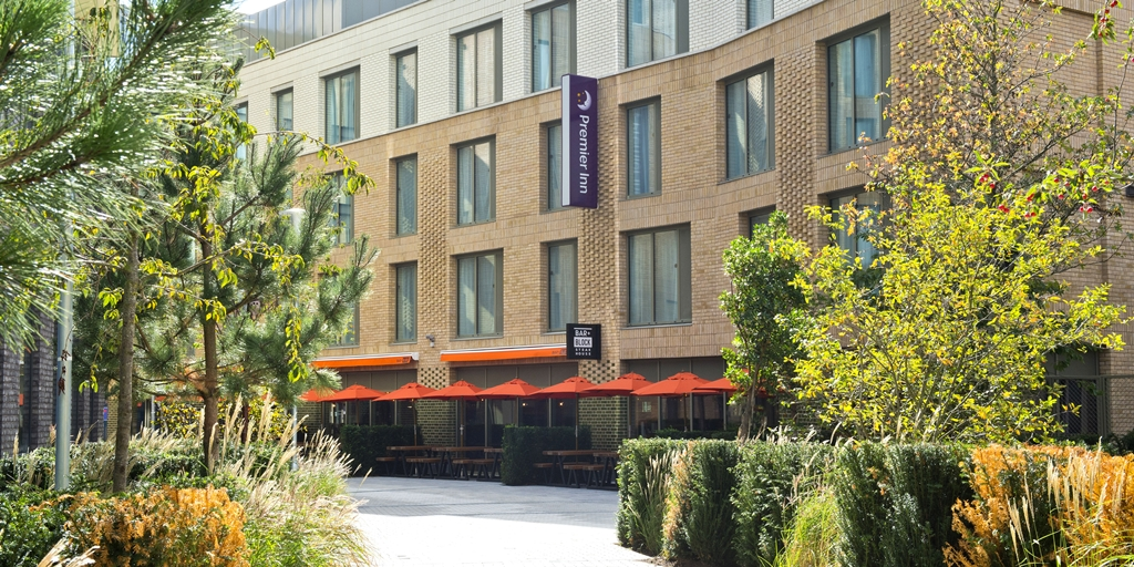 Whitbread celebrates opening of 247-room Premier Inn