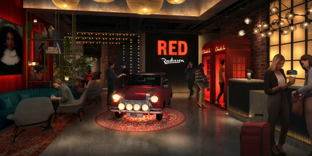 Radisson Red increases UK presence with Newcastle signing [Construction Report]